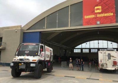 Verifiche Dakar 2018